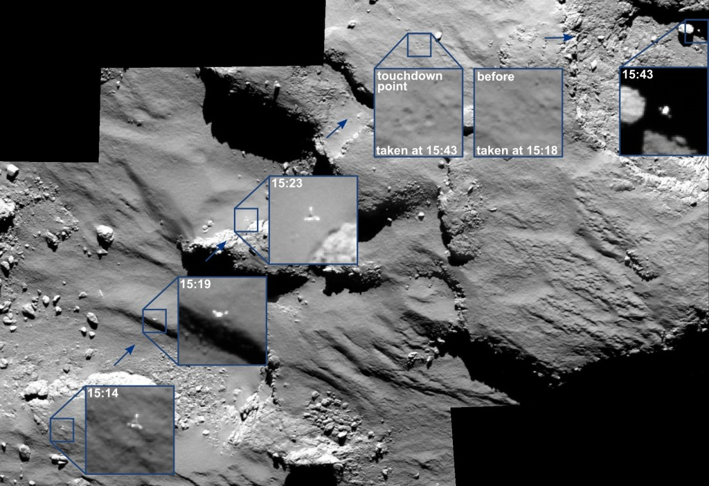 Philae Will Report Again