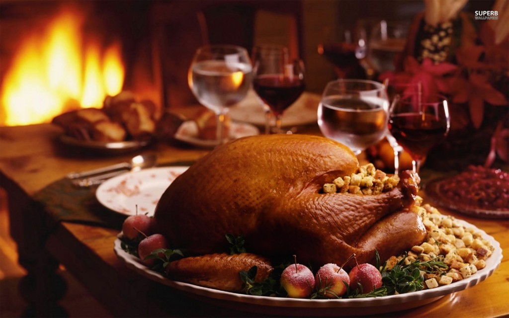 Calories in Our Thanksgiving Turkey