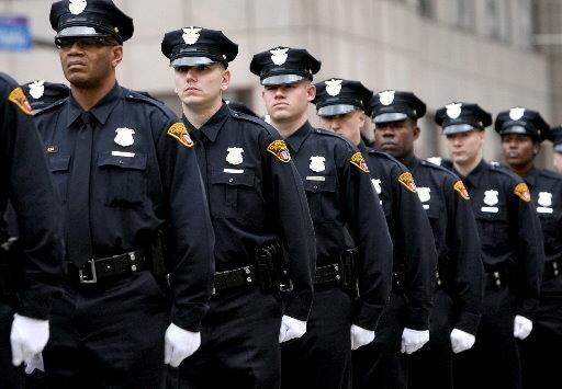 police officer sudden cardiac death