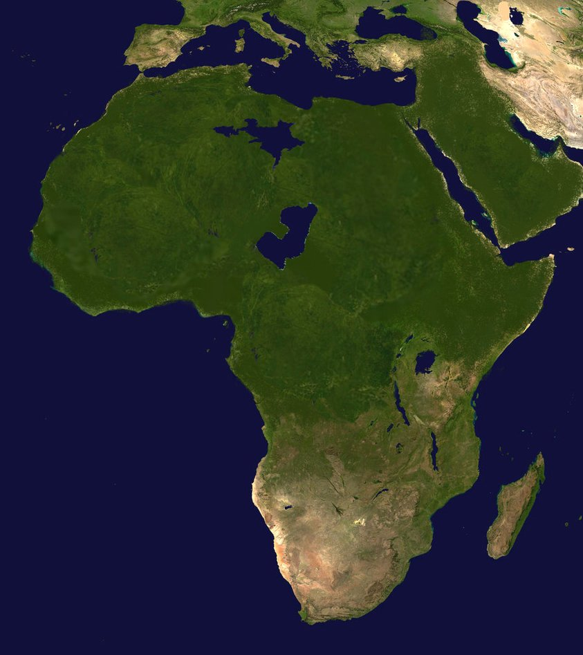African Rainfall on the Rise Due to Greenhouse Gas Levels