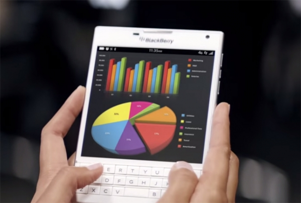 BlackBerry and NantHealth Present a Cancer Genome Browser