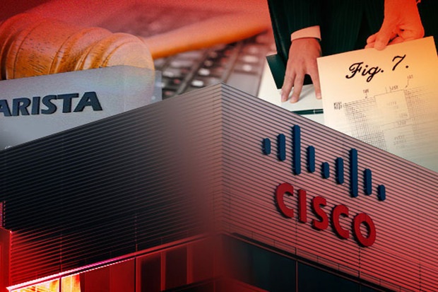 Cisco Sued Arista For Stealing Intellectual Property