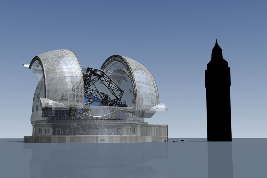 European Extremely Large Telescope Will Be Ready by 2024