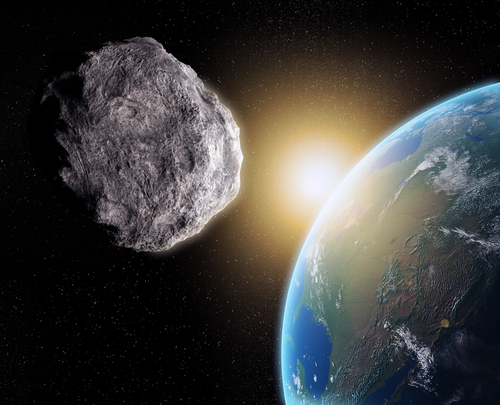 Massive Asteroid Passes Near Earth Every Three Years