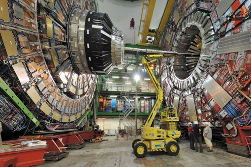The Large Hadron Collider Scheduled to Power Up in March 2015