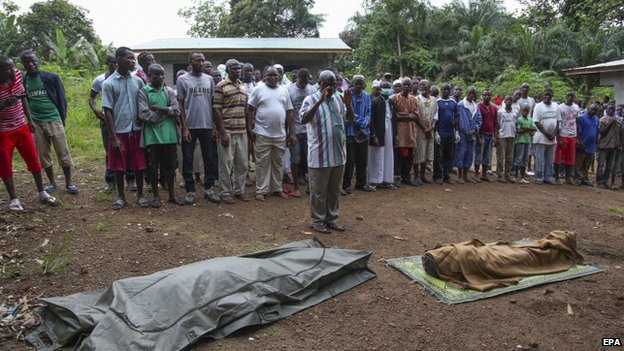 Unsafe Burials in Sierra Leone Linked to 70 Percent of Ebola New Cases