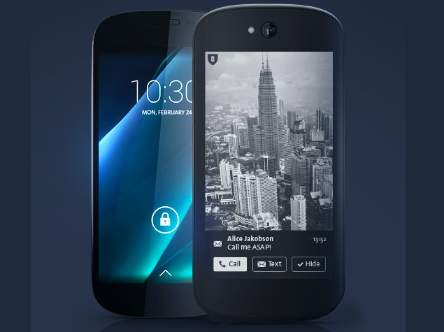 YotaPhone 2 Says Two Screens Are Better Than One