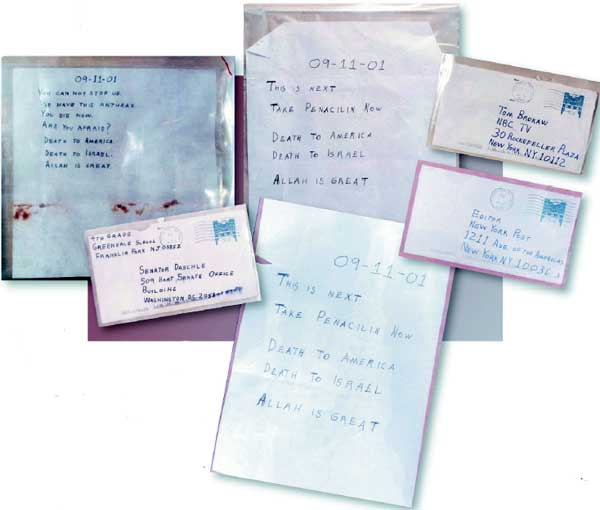 anthrax letters