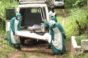 ebola patient zero
