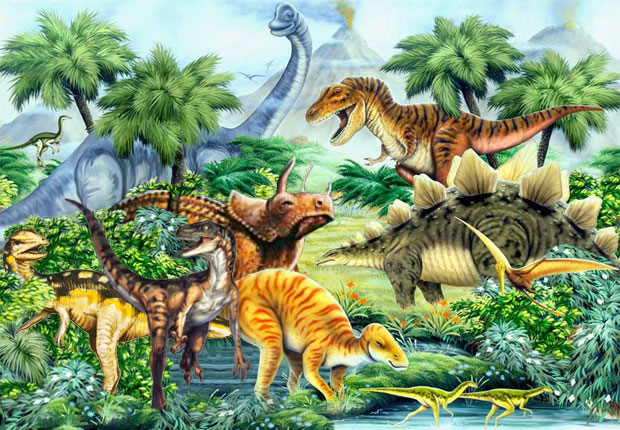 volcanoes-may-have-caused-dinosaur-extinction