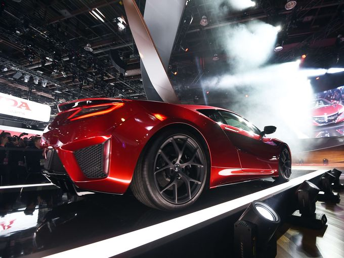 Two New Supercars Boost The Auto Industry's Mood