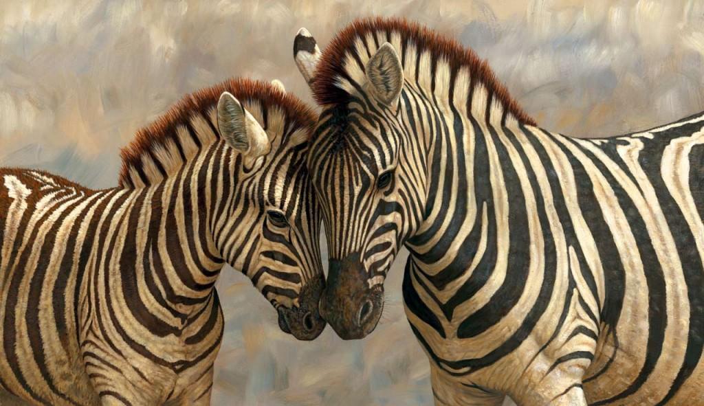 Adaptive Significance of Zebra Stripes 2