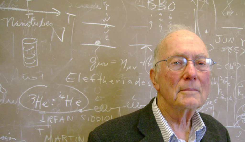 Charles Townes, the Father of the Laser, died Tuesday at the age 99