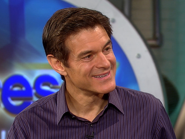 Dr. Oz's Guest Gets Sued over Magical Weight-Loss Bean Scam