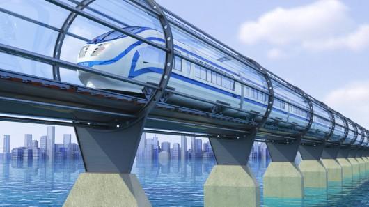 Hyperloop Project Test Site