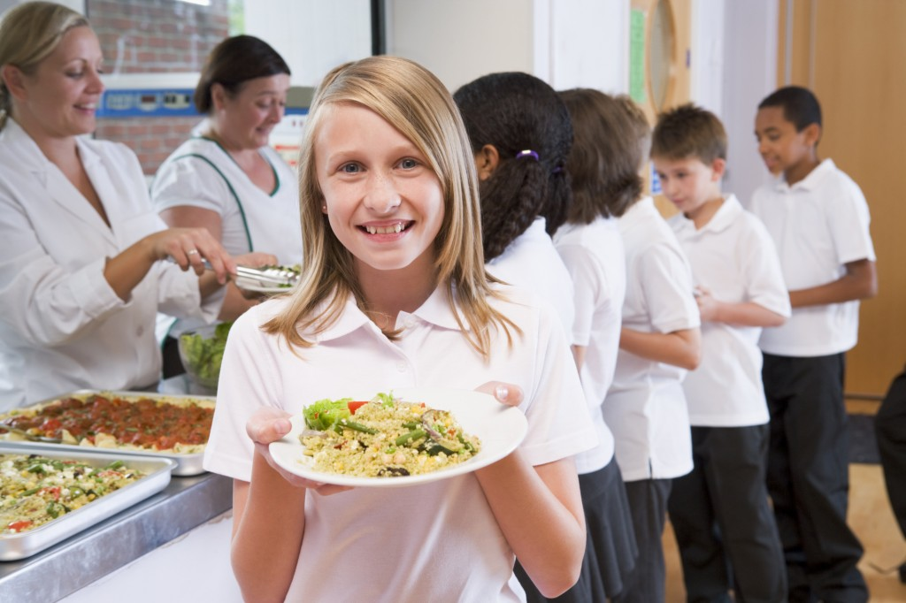 Kids Eat All Their Veggies If Recess Comes Before Lunch, Utah Study Finds