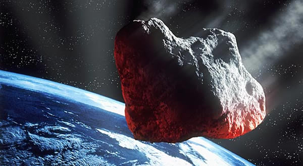 Mountain-Sized Asteroid to Fly By Earth Monday
