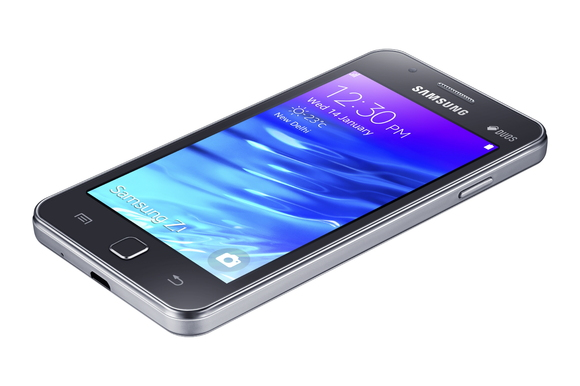 Samsung released its first Tizen smartphone in India