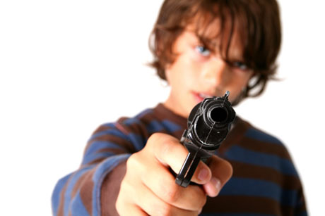 Study shows many teens have easy access to firearms at home
