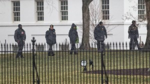 drone crashed on white house grounds