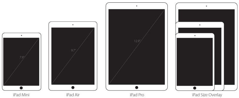 iPad pro with a stylus