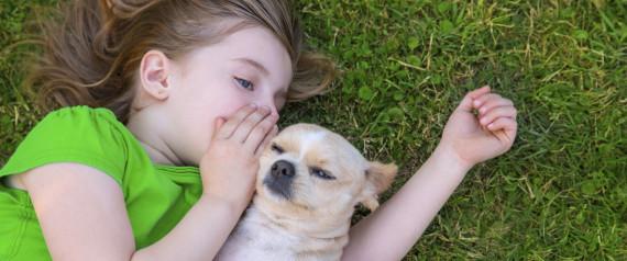 Pets Make Autistic Children More Sociable