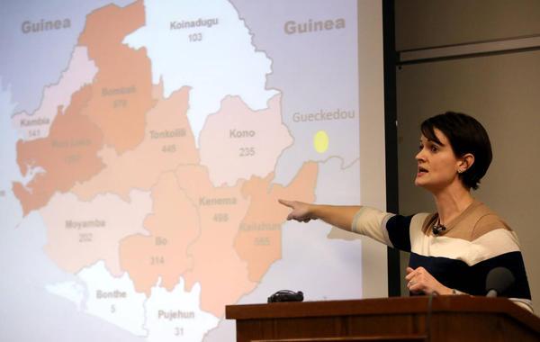 Utah Doctor Urges More Involvement In Ebola Outbreak