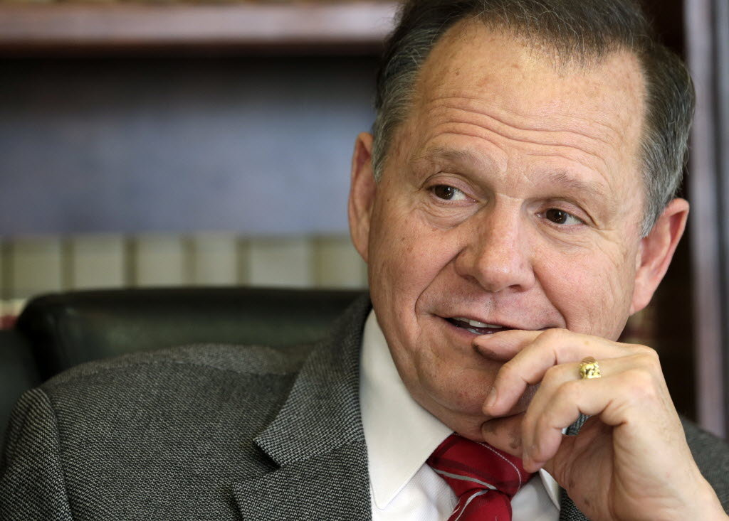 Alabama Supreme Court Judge Refuses to Issue Gay Marriage Licenses