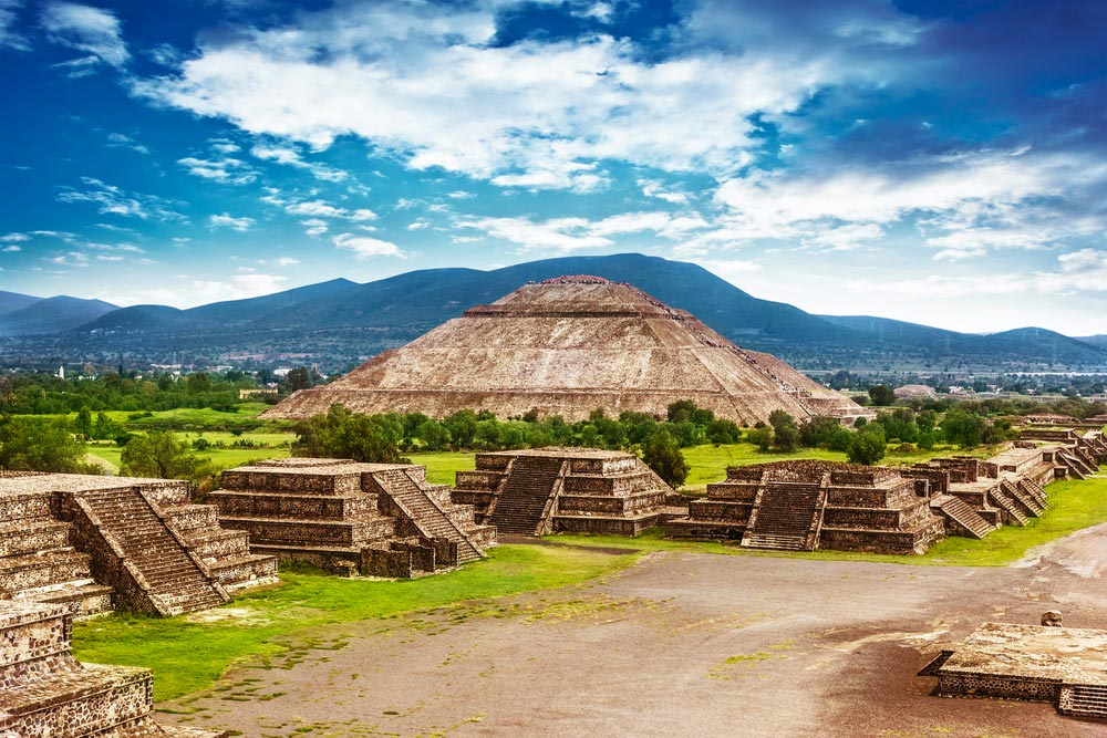 Ancient Cities Share Incredible Similarities with Modern Ones