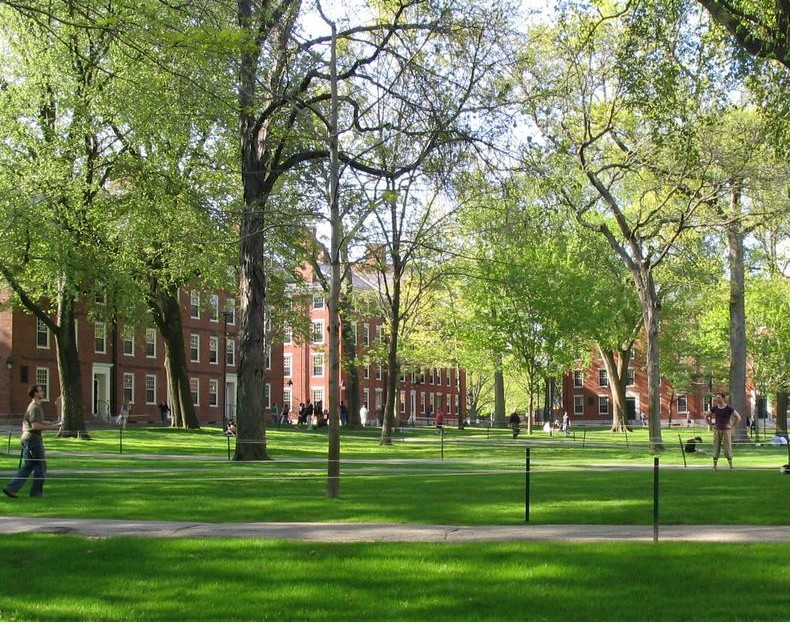 Harvard Banned Sexual and Romantic Relationships