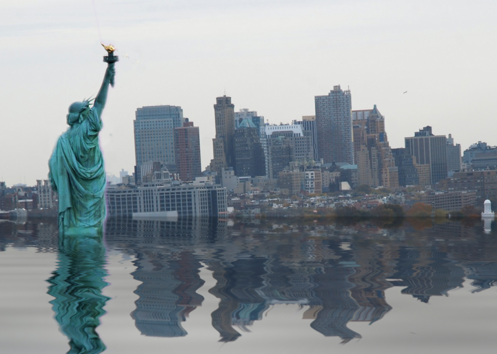 NYC May Face Sea Level Rise of 72 Inches, Climate Panel Says