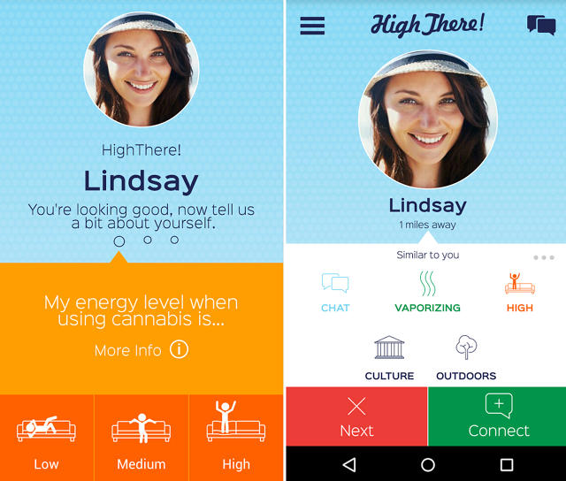 New Dating App for Cannabis Smokers