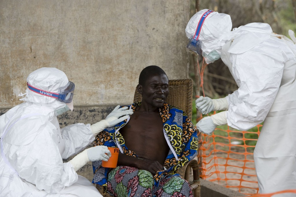 New Hope for Ebola Patients- Japanese Flu Drug Shows Promising Results