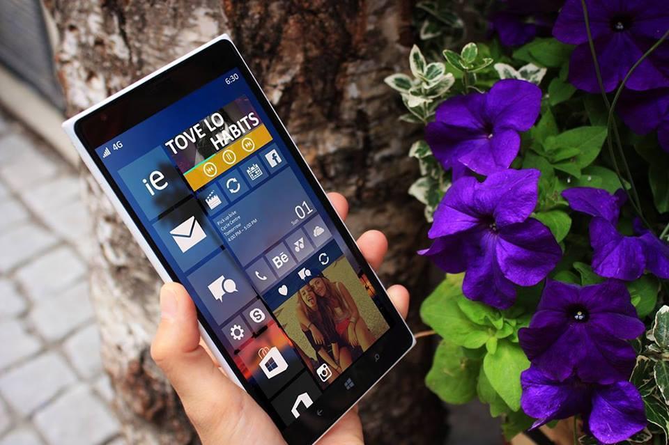 New Windows 10 for Smartphones