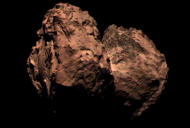 Philae Lander Remains Lost