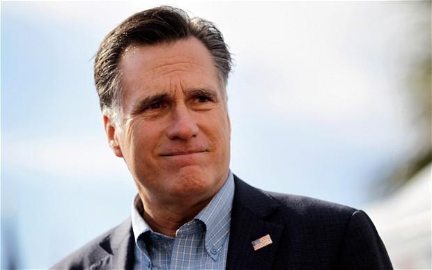 Romney Calls Quits