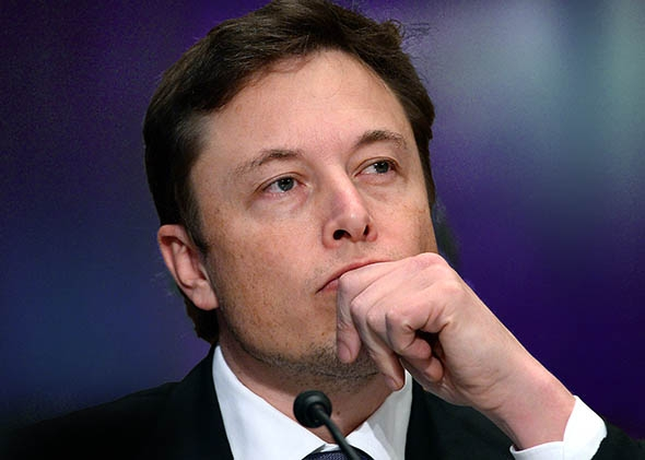 Tesla Motors to Exceed Apple Stock Market Value by 2025, said CEO