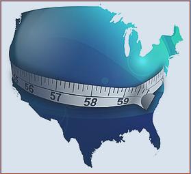 america obesity