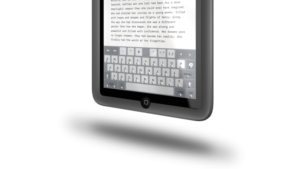 Phorm Brings Tactile Keyboard Technology to iPads