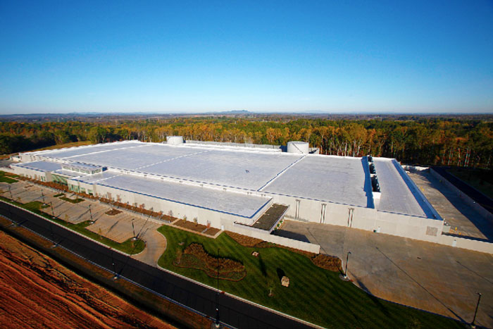 apple's europe data centers