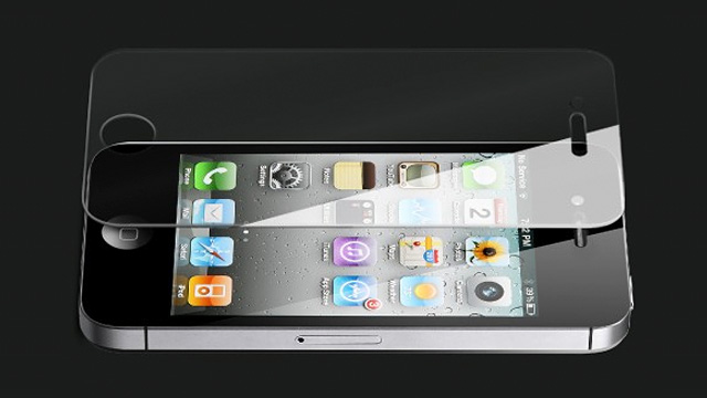 iPhone Display Cover Maker Introduces Scratch-Proof Glass