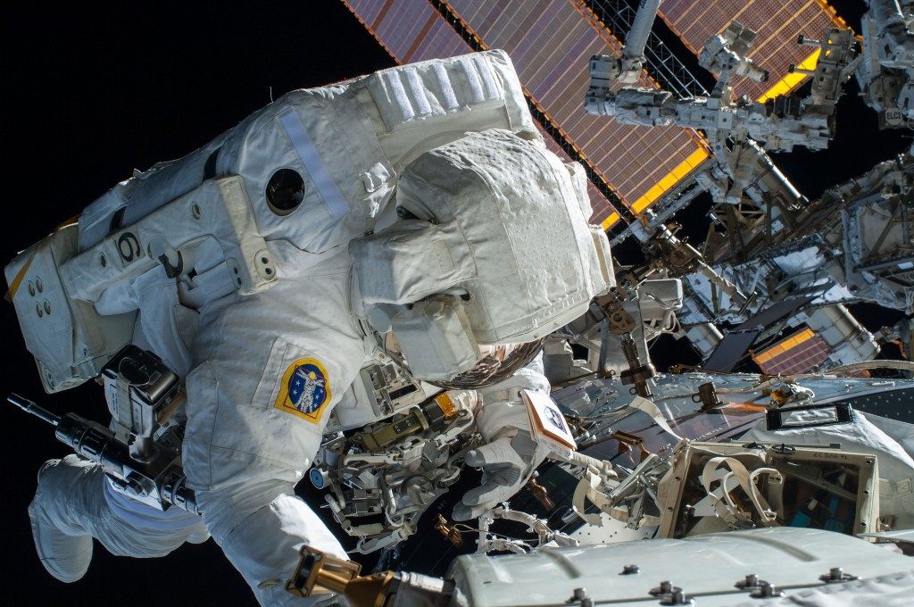 187th Spacewalk
