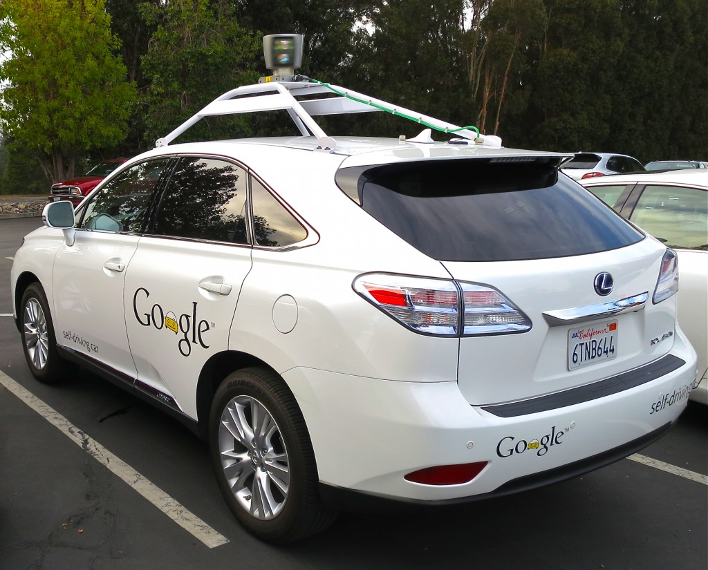 Google's Self-Driving Cars Hit the Streets This Summer