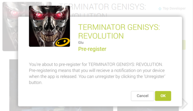 Google Play Store Gets Pre-Registration Option for Android Users
