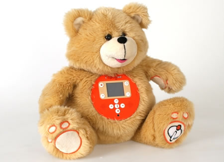 "alt=""interactive teddy bear"""