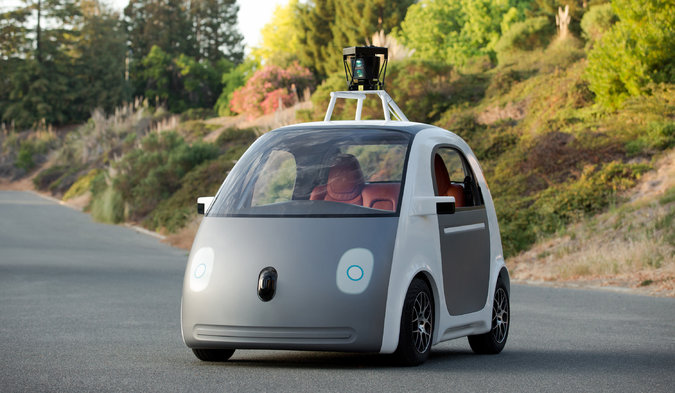 Google's Self-Driving Cars Are Accident-Prone, Data Suggests