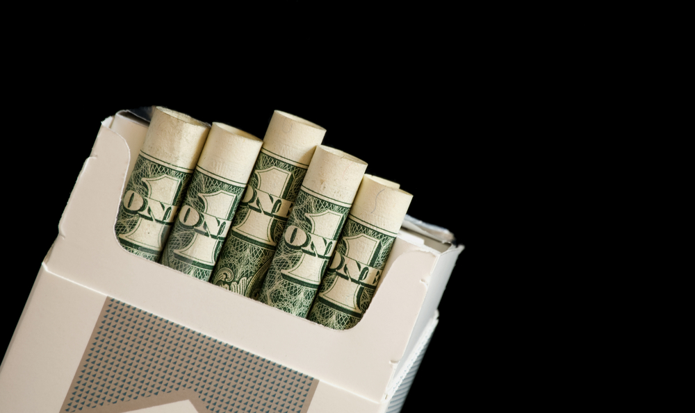 New Anti-Smoking Campaigns Could Rely on Money Incentives
