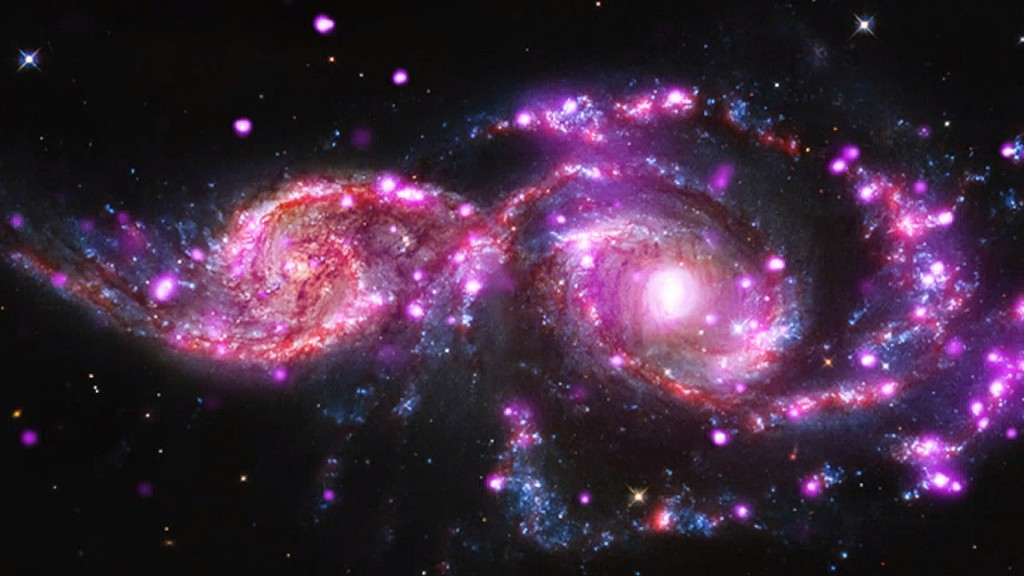 New Mysterious Force Strangles Galaxies to Death