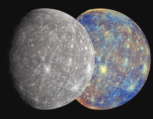 Mercury's Magnetic Field and Liquid Core