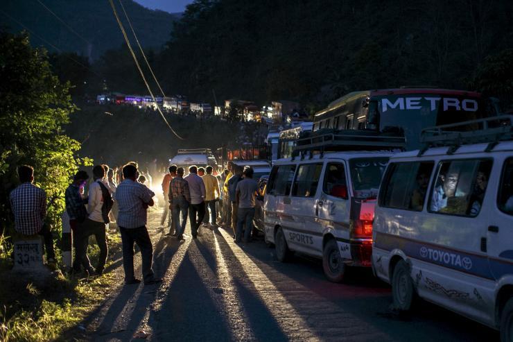 nepal landslides